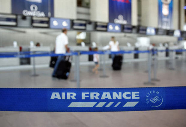 Redressement fragile d'Air France - KLM