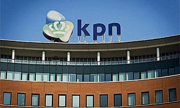 Augmentation de capital pour KPN